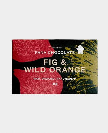 Pana Chocolate fig Wild Orange шоколад