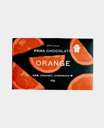 Pana Chocolate Orange шоколад